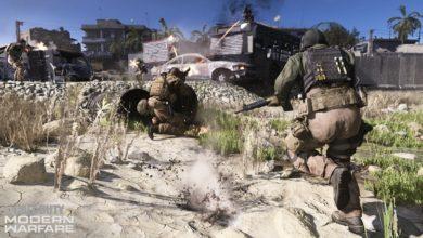 Photo of صدرنشینی بازی Call of Duty: Modern Warfare در چارت فروش دیجیتال PS4 در اکتبر