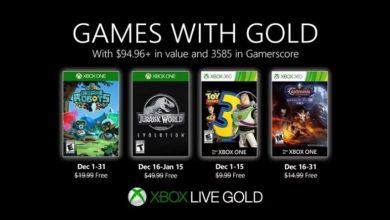 Photo of معرفی عناوین رایگان Xbox Live Gold برای دسامبر 2019
