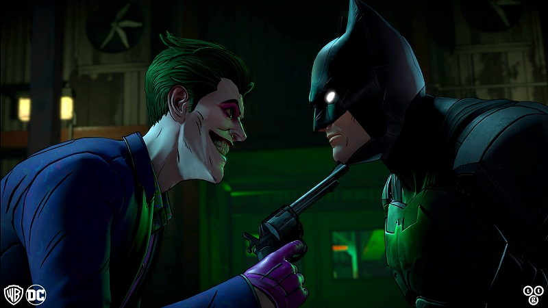 بازی The Telltale Batman Shadows Edition