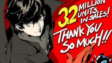 Photo of فروش بازی Persona 5 به بیش از 3.2 میلیون نسخه رسید