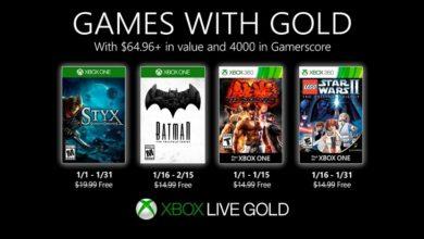 Photo of فهرست بازیهای رایگان Xbox Live Gold برای ژانویه 2020 اعلام شد