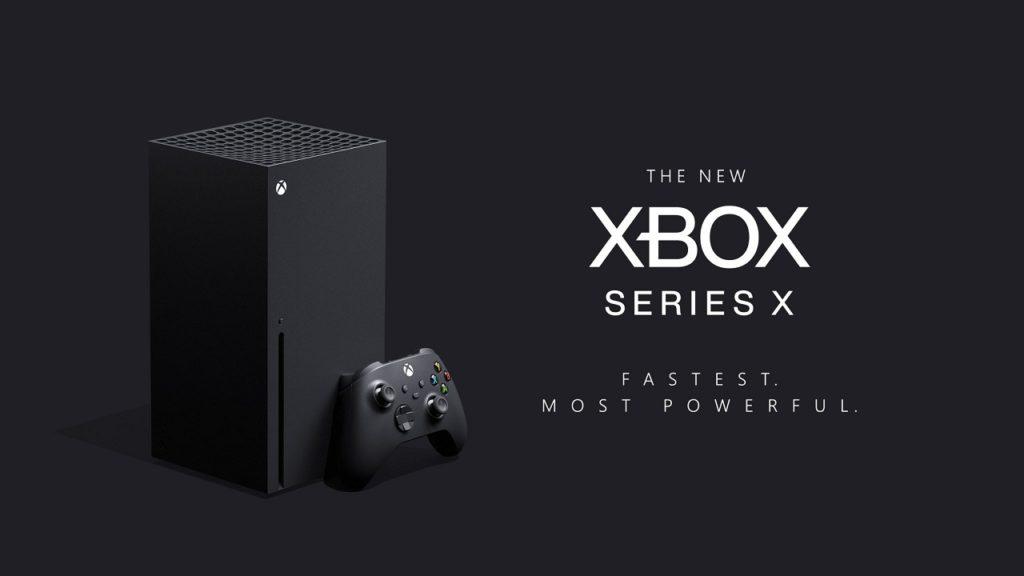 نام Xbox Series X