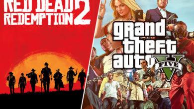 Photo of جوایز رایگان بخش آنلاین دو بازی Red Dead Redemption 2 و GTA 5