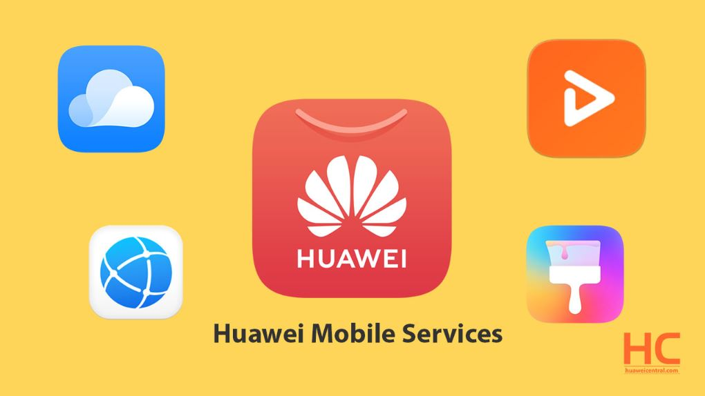 huawei mobile services featured