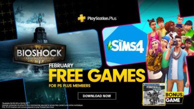 Photo of بازی های ماه فوریه PlayStation Plus: بایوشاک کالکشن و سیمز 4