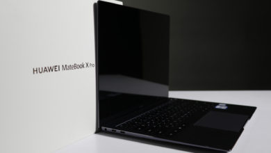Photo of جعبه گشایی لپ تاپ MateBook X Pro