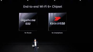 Photo of رونمایی هوآوی از اولین تراشههای Wi-Fi 6+ جهان