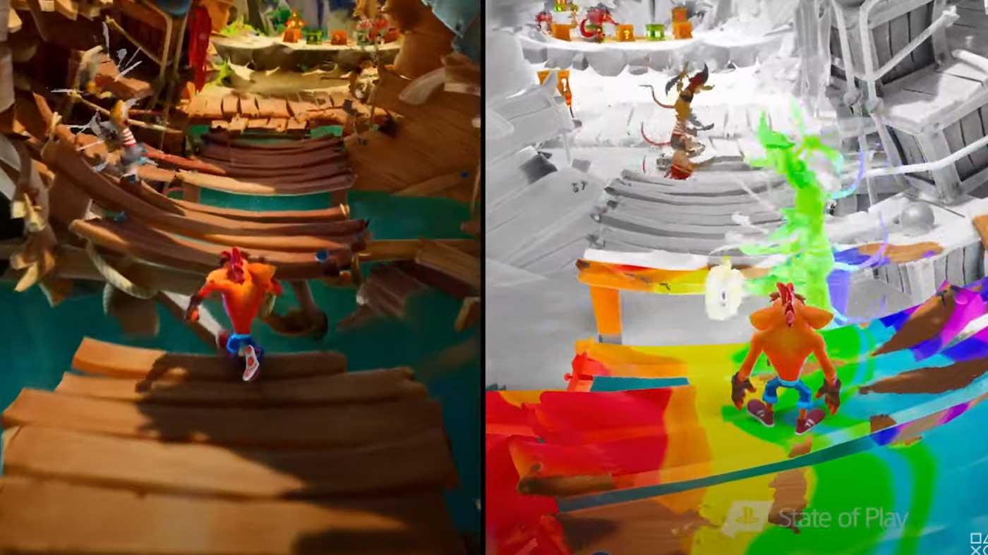 بازی Crash Bandicoot 4: It's About Time