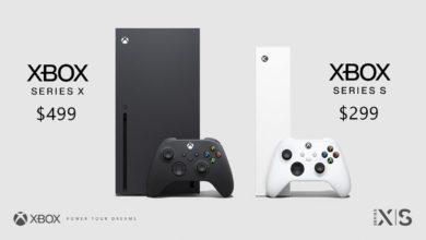 کنسول Xbox Series X و Xbox Series S