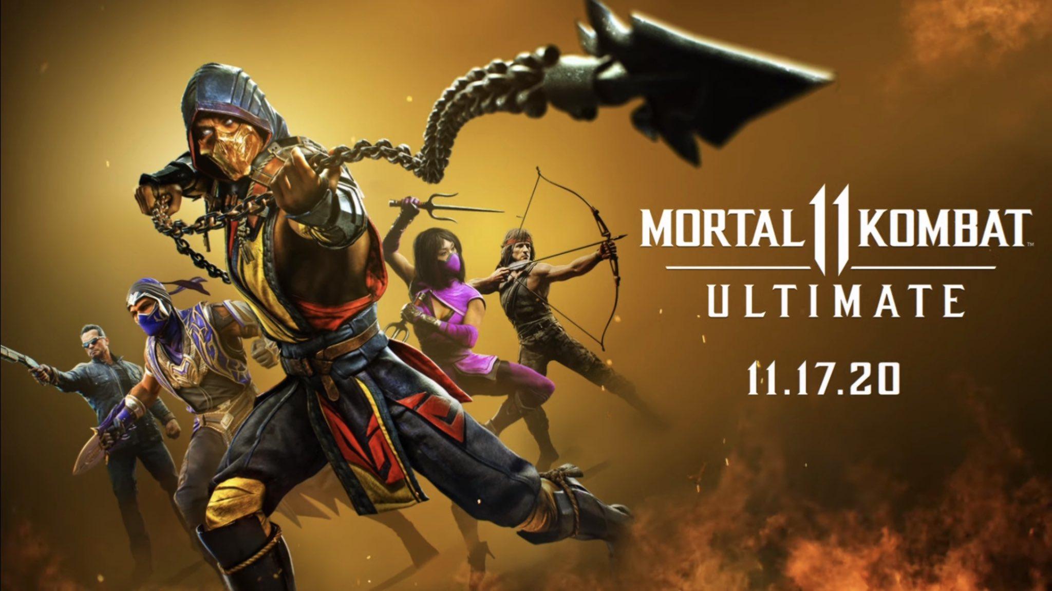 بازی پرطرفدار  Mortal Kombat 11 Ultimate روی تمام پلتفرمها در دسترس قرار گرفت