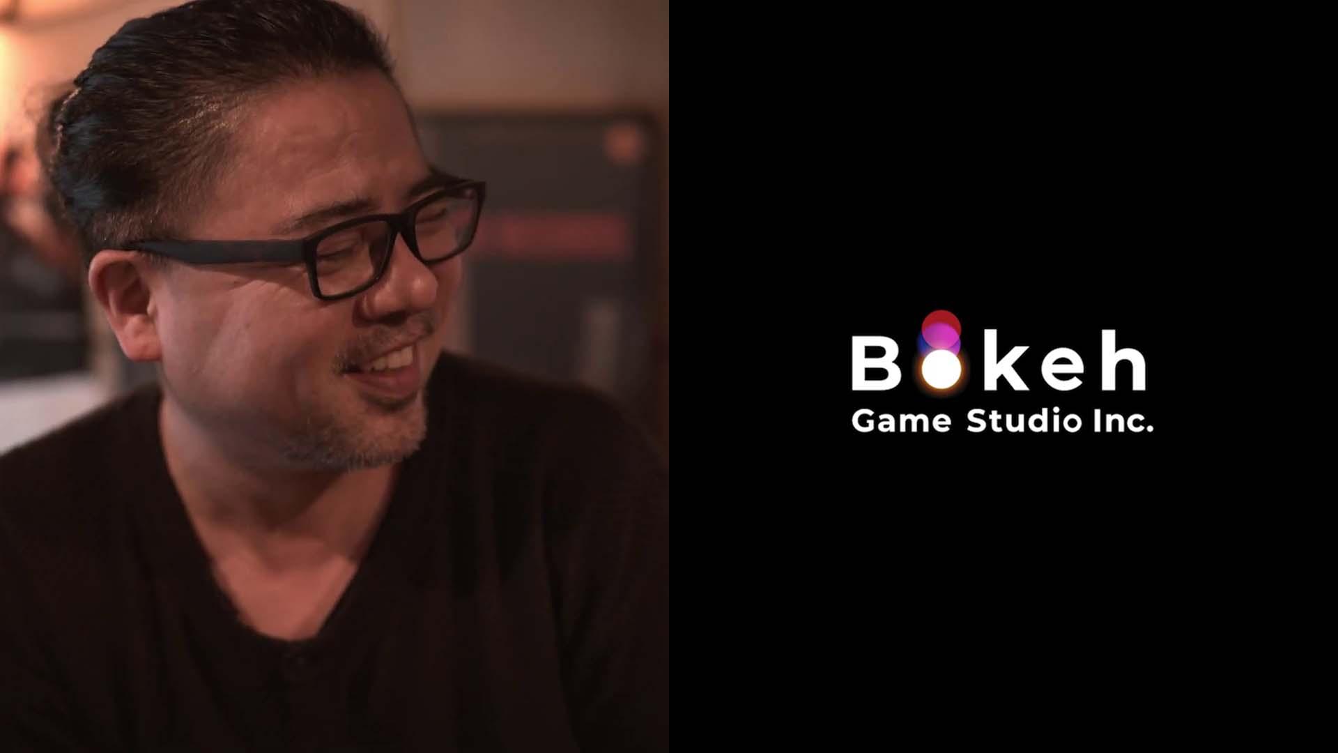 استودیو Bokeh Game