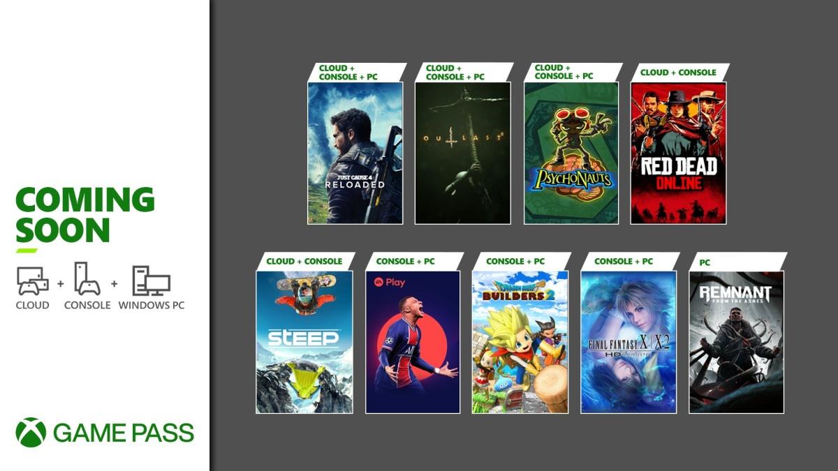 بازیهای ماه می 2021 Xbox Game Pass
