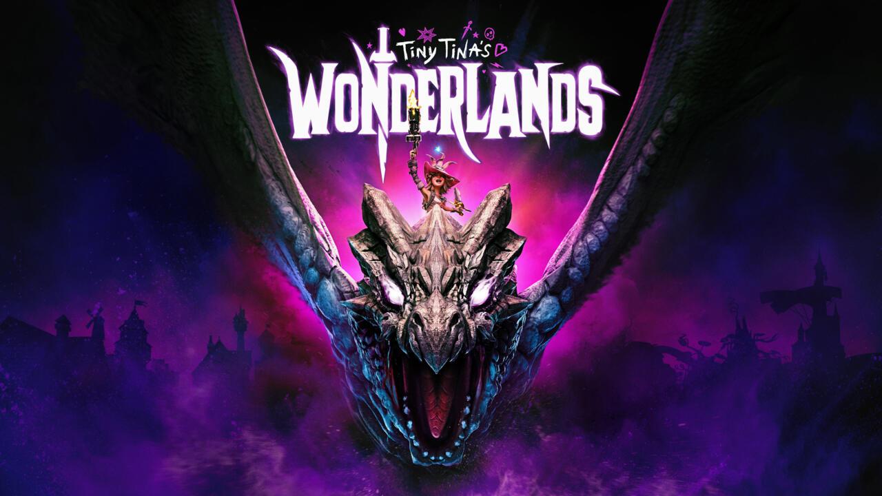 بازی Tiny Tina's Wonderlands